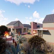 House Marais, Woodland Hills Wildlife Estate, Bloemfontein