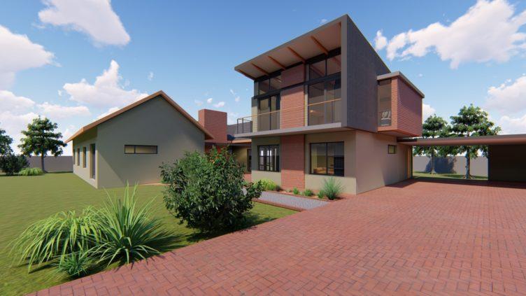 House du Toit, Bloemfontein