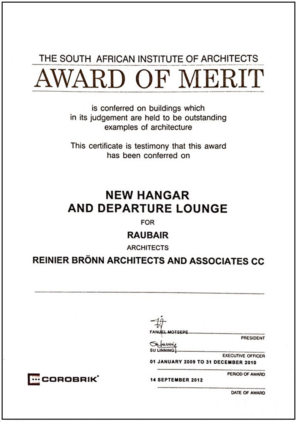SAIA-Award-of-Merit