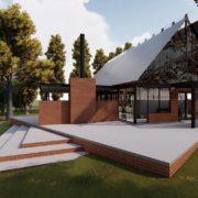 Indaba Lodge, near Bloemfontein